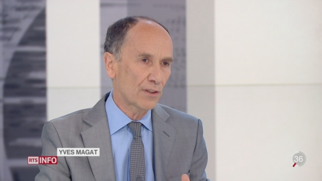 Etats-Unis - Russie: l'éclairage d'Yves Magat [RTS]