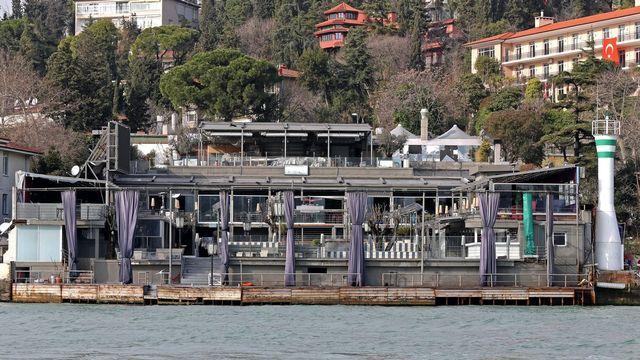Le Reina est situé sur le Bosphore à Istanbul [EPA/Tolga Bozoglu - Keystone]
