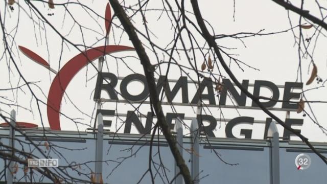 Romande Energie: chauffage électrique coupé à certaines heures [RTS]