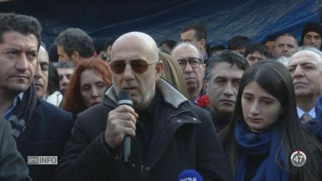 Attentat d'Istanbul: l'auteur de la fusillade aurait combattu pour l'Etat islamique en Syrie [RTS]