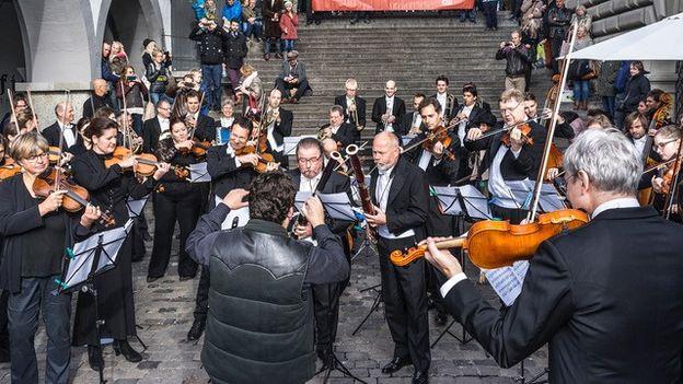 Versus-écouter - Les orchestres suisses: un état des lieux