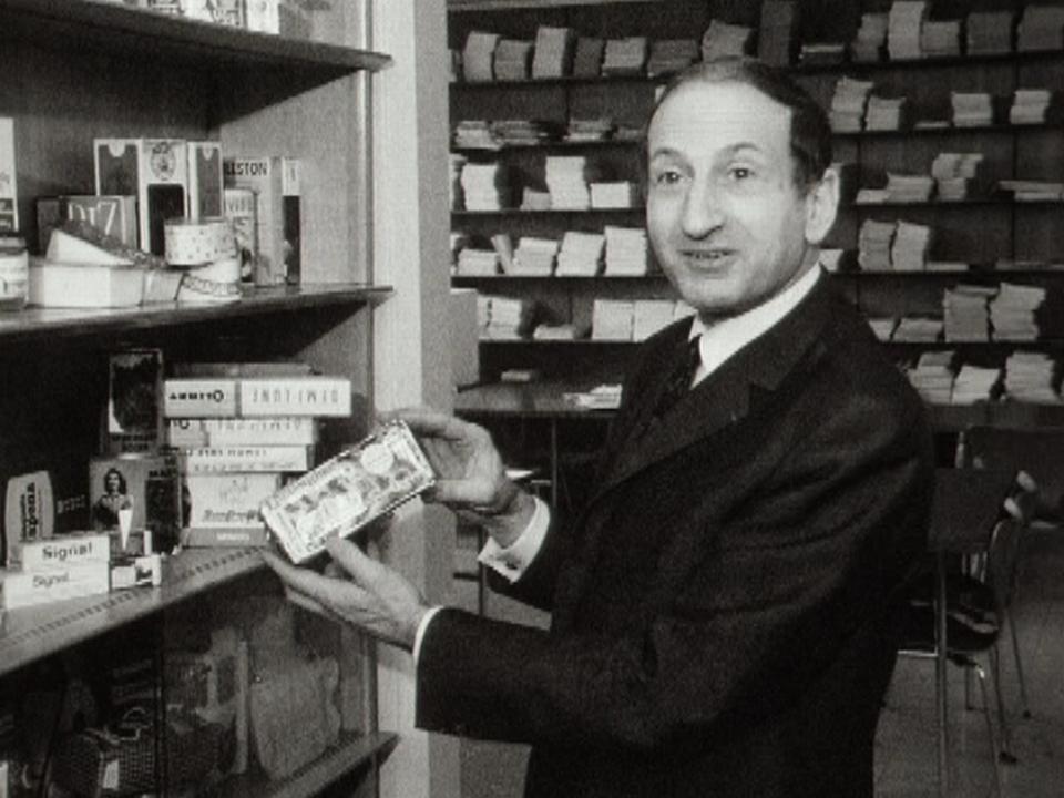 Les arnaques des emballages, 1973. [RTS]