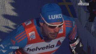 10 km libre messieurs, Toblach (ITA): victoire de Sergey Ustiugov (RUS) [RTS]