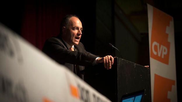 L'invité de la rédaction - Christophe Darbellay, futur membre du gouvernement valaisan
