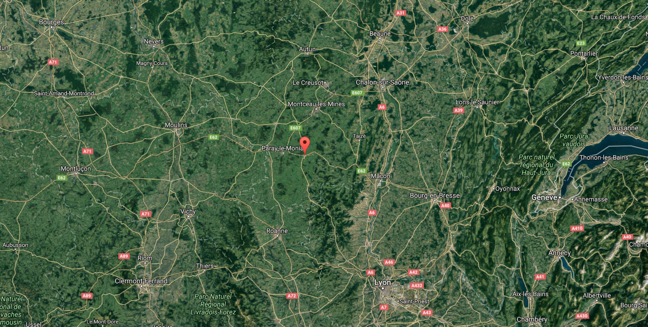 5 morts, 27 blessés dans l'accident d'un bus — Saône-et-Loire