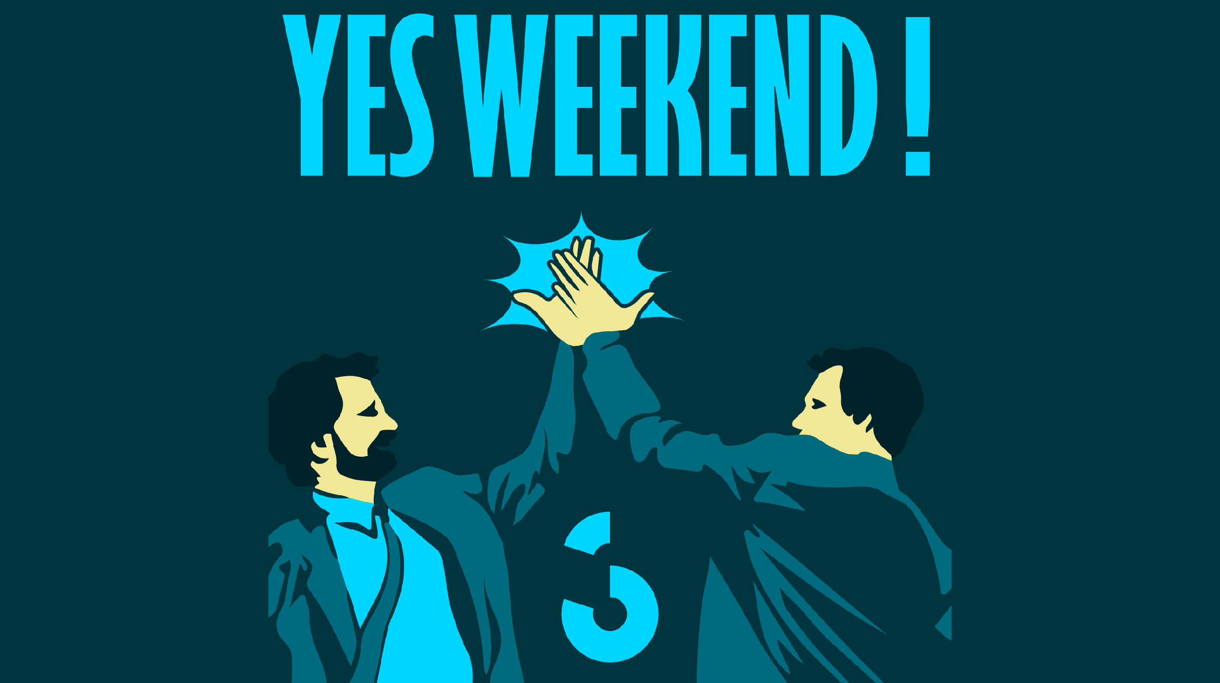 Logo Yes Weekend