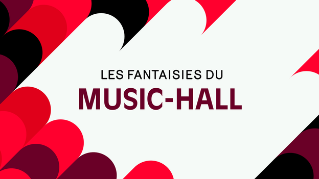 Les fantaisies du music-hall - Mouloudji