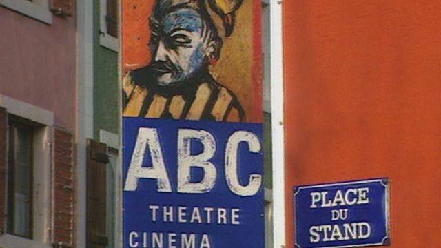 l'ABC, centre culturel de la Chaux-de-Fonds. [RTS]
