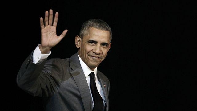 Une photo de Barack Obama prise le 22 mars 2016, lors de sa visite à Cuba. [EPA/JEFFREY ARGUEDAS]