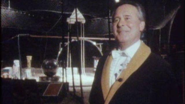 Sacha Houcke en 1988 [RTS]