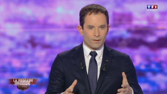 Primaire de la gauche : 1745 million de téléspectateurs pour le deuxième débat
