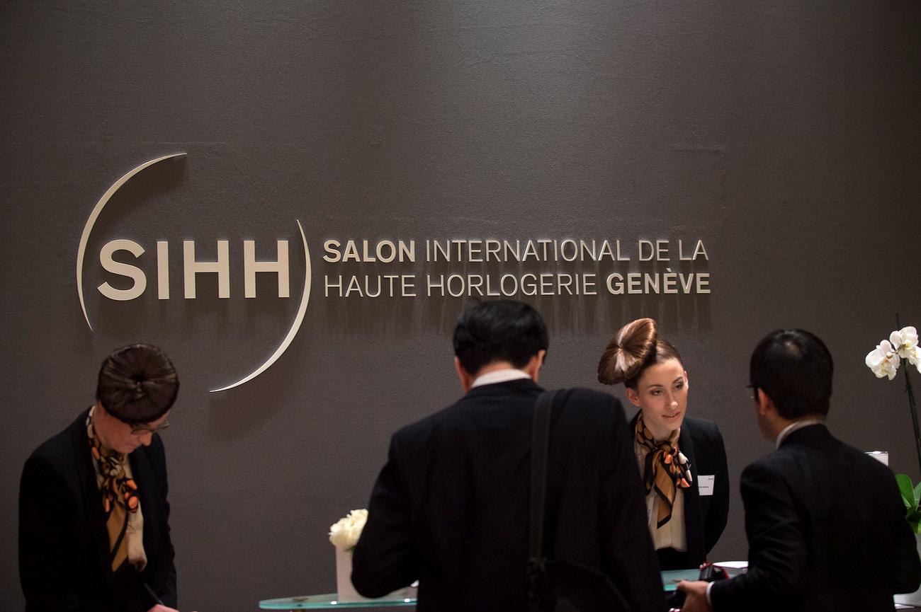 Le 27e salon de la haute horlogerie a ouvert ses portes for Salon de la haute horlogerie