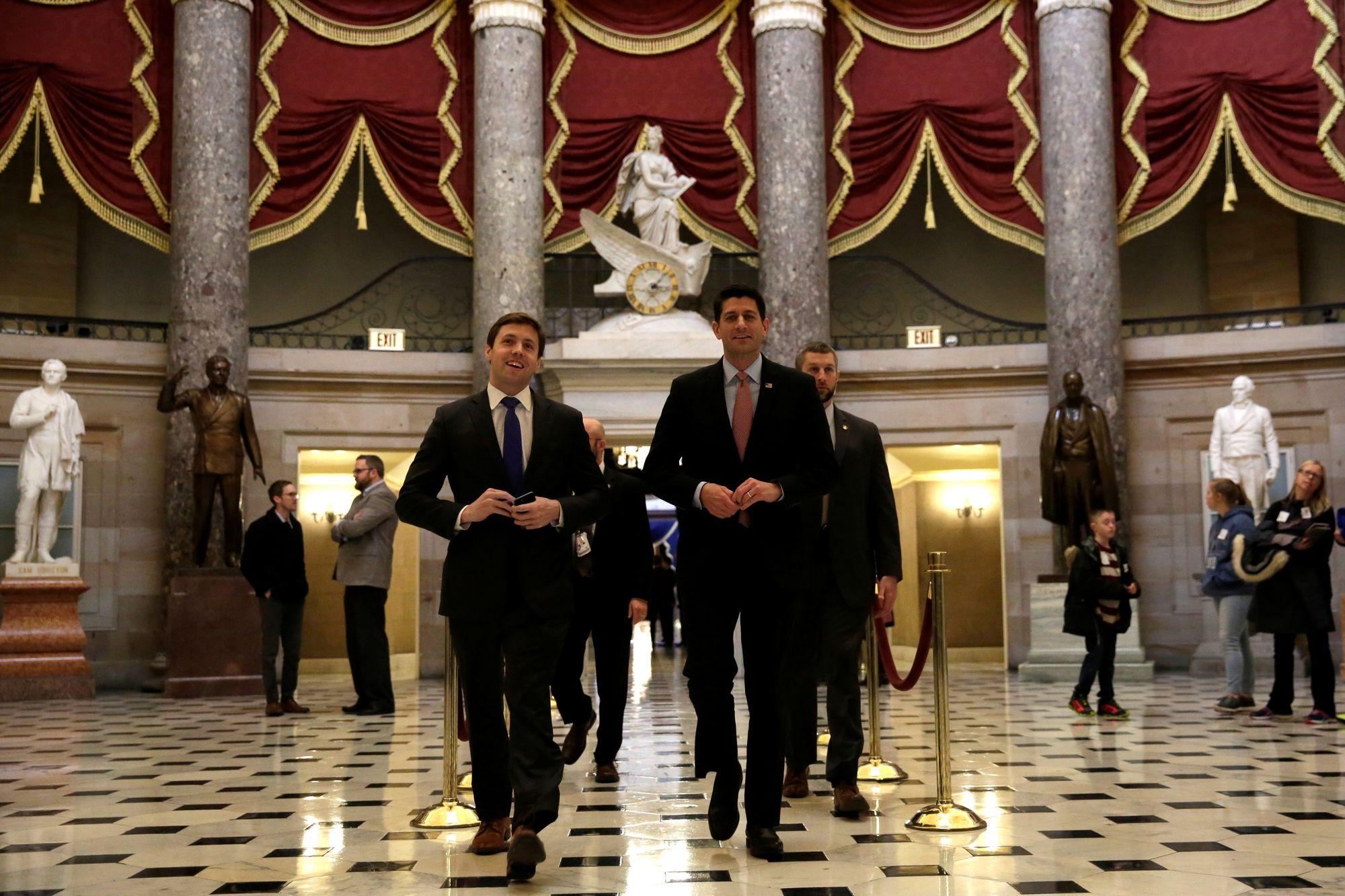 La chambre basse am ricaine vote son tour pour abroger l for Chambre de l assurance