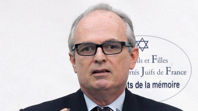 Daniel Shek. [François Guillot - AFP]