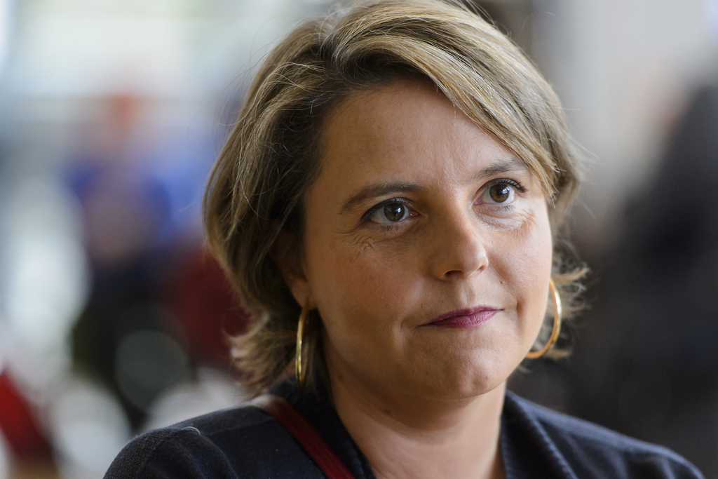 Ada Marra, conseillère nationale PS-VD
