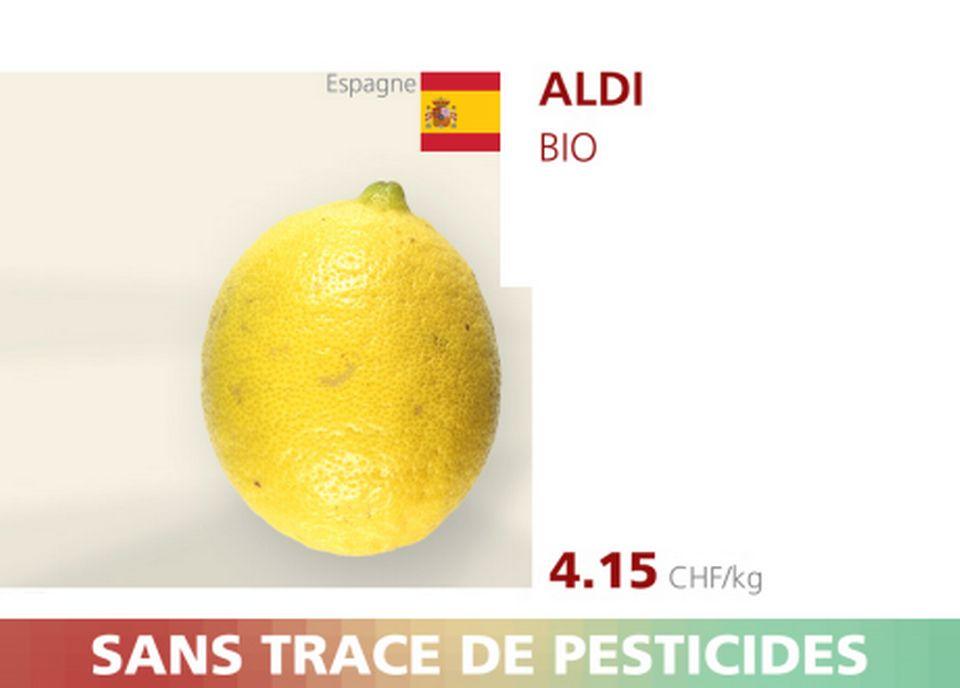 Citron - Aldi. [RTS]