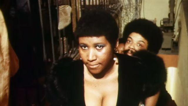 Aretha Franklin en 1971. [RTS]
