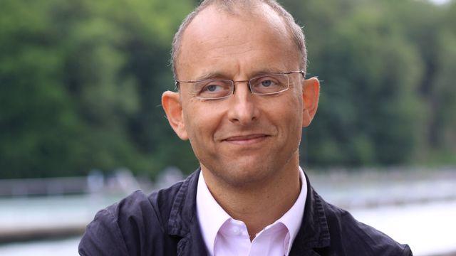 """Bertrand Kieffer, directeur de Médecine et Hygiène qui édite la nouvelle plateforme """"planetesante.ch"""""""