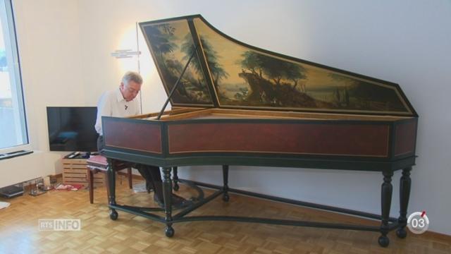Minimag: le clavecin a longtemps été associé à la noblesse française [RTS]