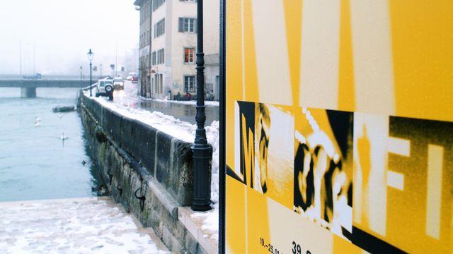 Affiche de l'édition 2005 des Journées de Soleure. [RTS]
