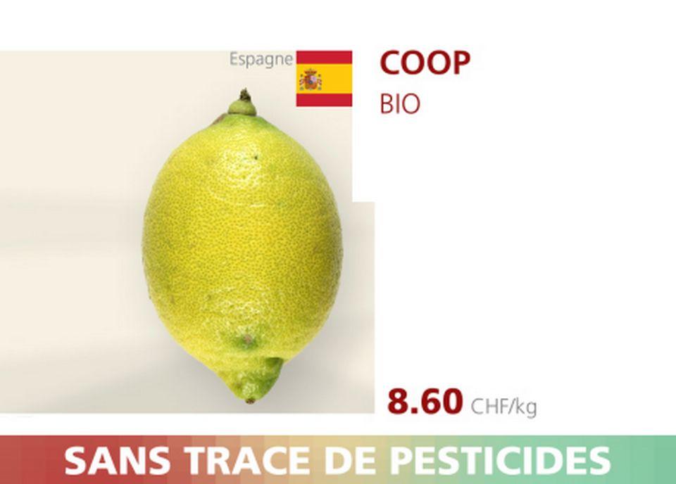 Citron - Coop.
