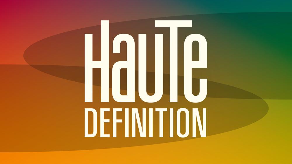 Haute Définition [RTS]