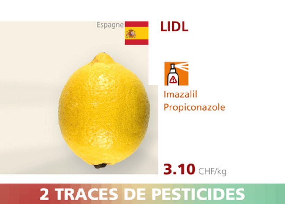 Citron - Lidl.