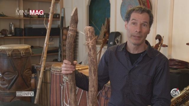 NE - Minimag: de nombreux instruments anciens sont collectionnés à la Chaux-de-Fonds [RTS]