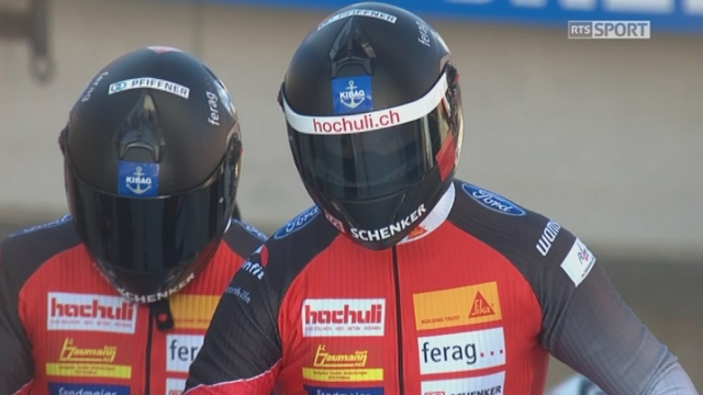 St-Moritz, 2e manche: Rico Peter (SUI) termine 5e [RTS]