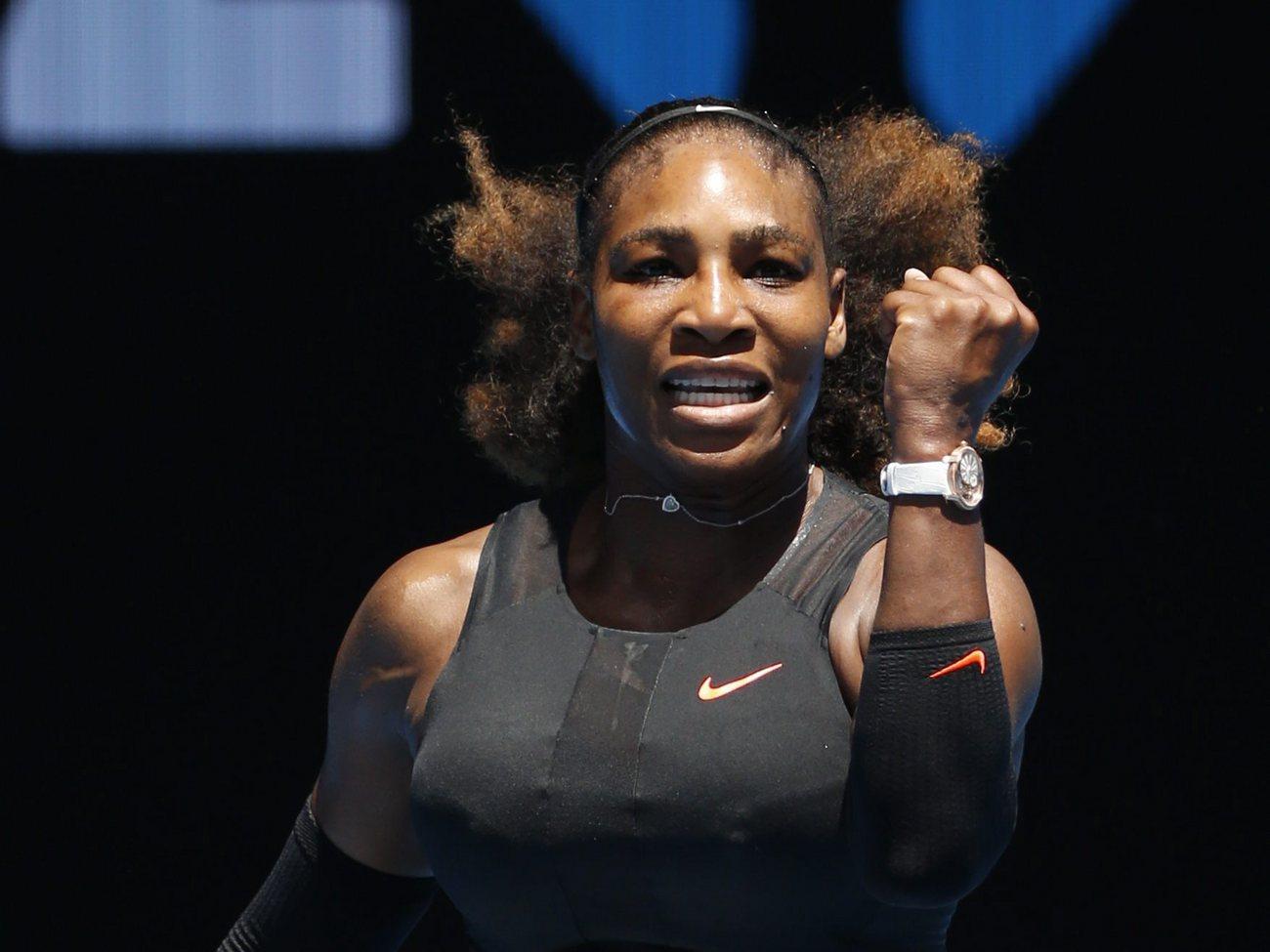 La sensation Venus Williams