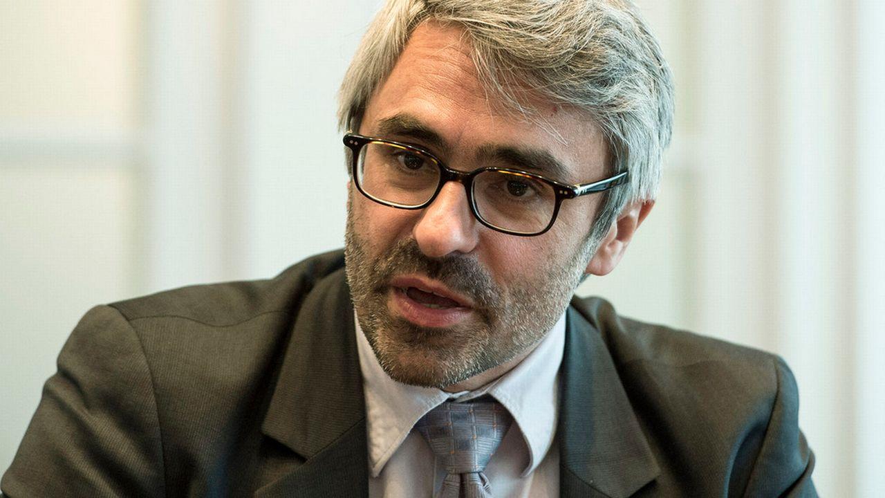 Pascal Saint-Amans, directeur du Centre de politique et d'administration fiscales de l'OCDE. [Peter Schneider - Keystone]