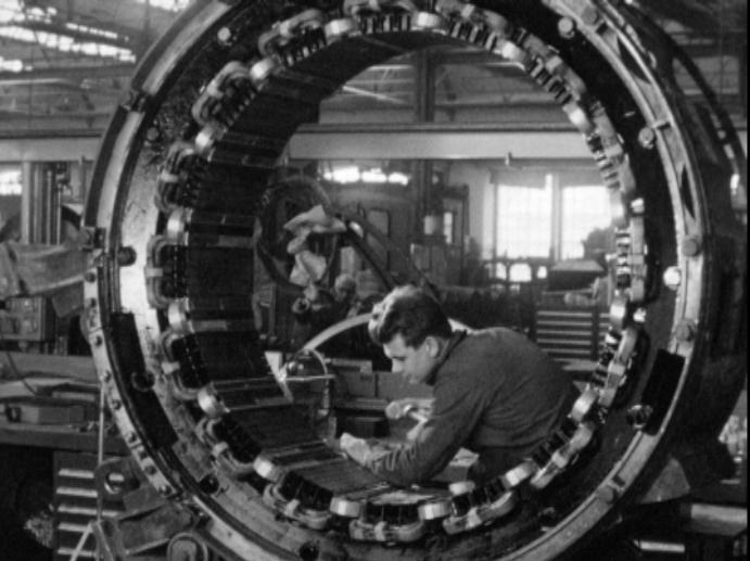 Mécanicien de locomotive