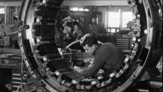 Mécanicien sur locomotive, une passion. 1963. [RTS]