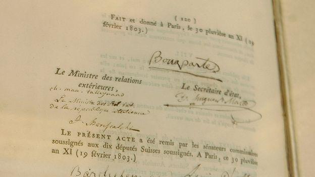 Helvetica - L'Acte de Médiation, naissance de la Suisse contemporaine (2/5)