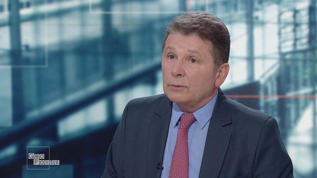 L'interview 2-2: Thierry Garcin, auteur de « Géopolitique de l'Arctique » [RTS]