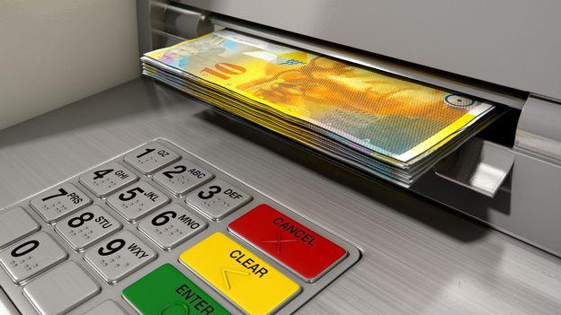 Le bancomat devient obsolète mais il n'est pas mort - Le ...