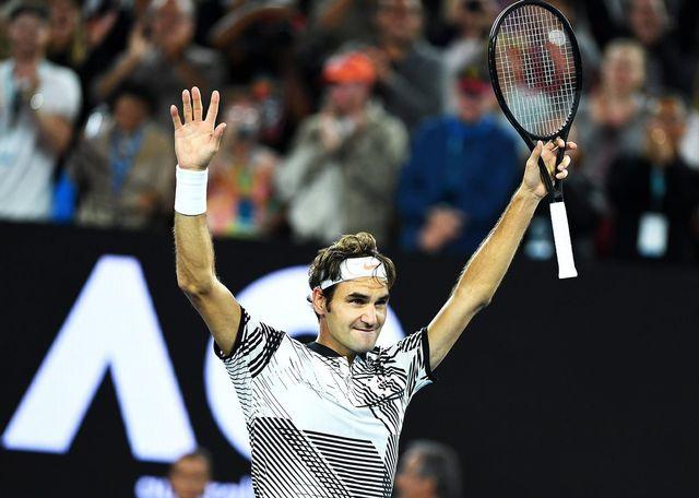 Federer tentera d'obtenir un 5e titre à Melbourne. [Lukas Coch - Keystone]