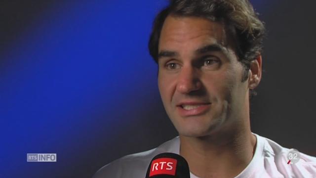 Après un match de titans contre Wawrinka, Federer est en finale [RTS]