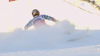 Garmisch (GER), Géant messieurs, 2e manche : victoire de Marcel Hirscher (AUT) [RTS]
