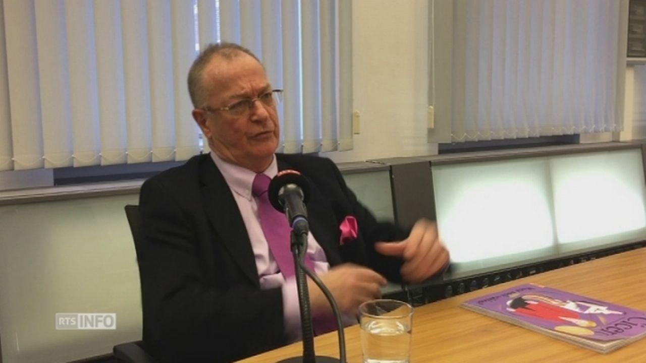Le Grand entretien de Forum avec Frank A. Meyer [RTS]