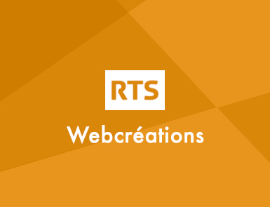 Les webcréations RTS.