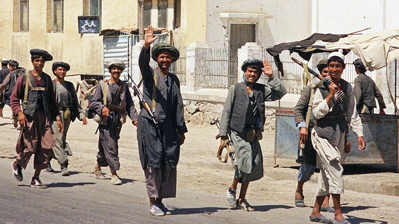 De nombreux djihadistes ouzbeks ont combattu en Afghanistan avant de rejoindre la Syrie. [Jean-Claude Chapon - AFP]