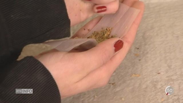 Consommation de cannabis: risque de schizophrénie augmenté [RTS]