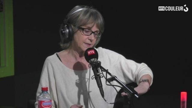 """Francine del Coso, réalisatrice du documentaire """"Migraine de folie"""" [RTS]"""
