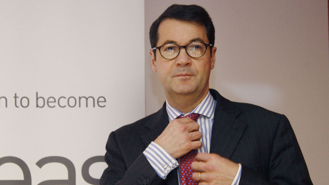 Bruno Colmant (ici, en 2010). [Thierry Roge  - Reuters]