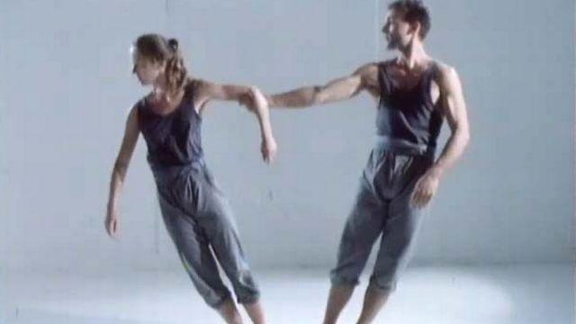 L'amour de la danse. [RTS]