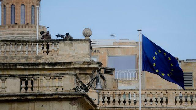 Malte accueille un sommet de l'UE sur la migration. [AP Photo/Gregorio Borgia - Keystone]