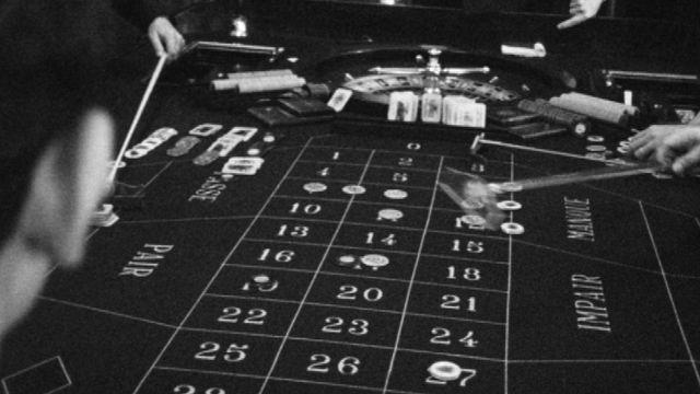 On mise gros aux jeux d'argent en 1969. [RTS]