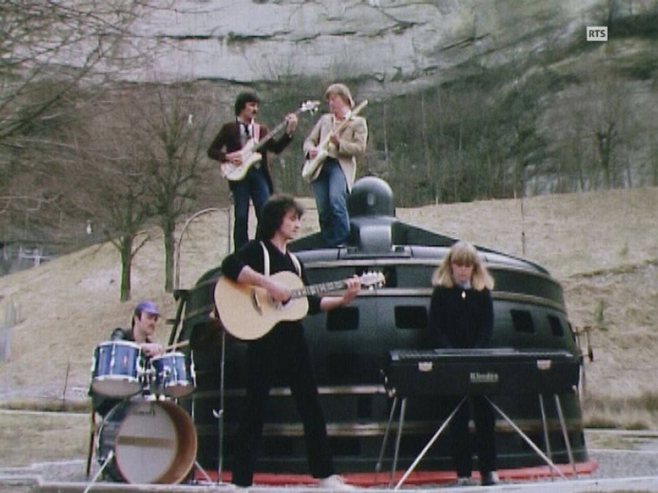 Biture Band, eh oui! [RTS]