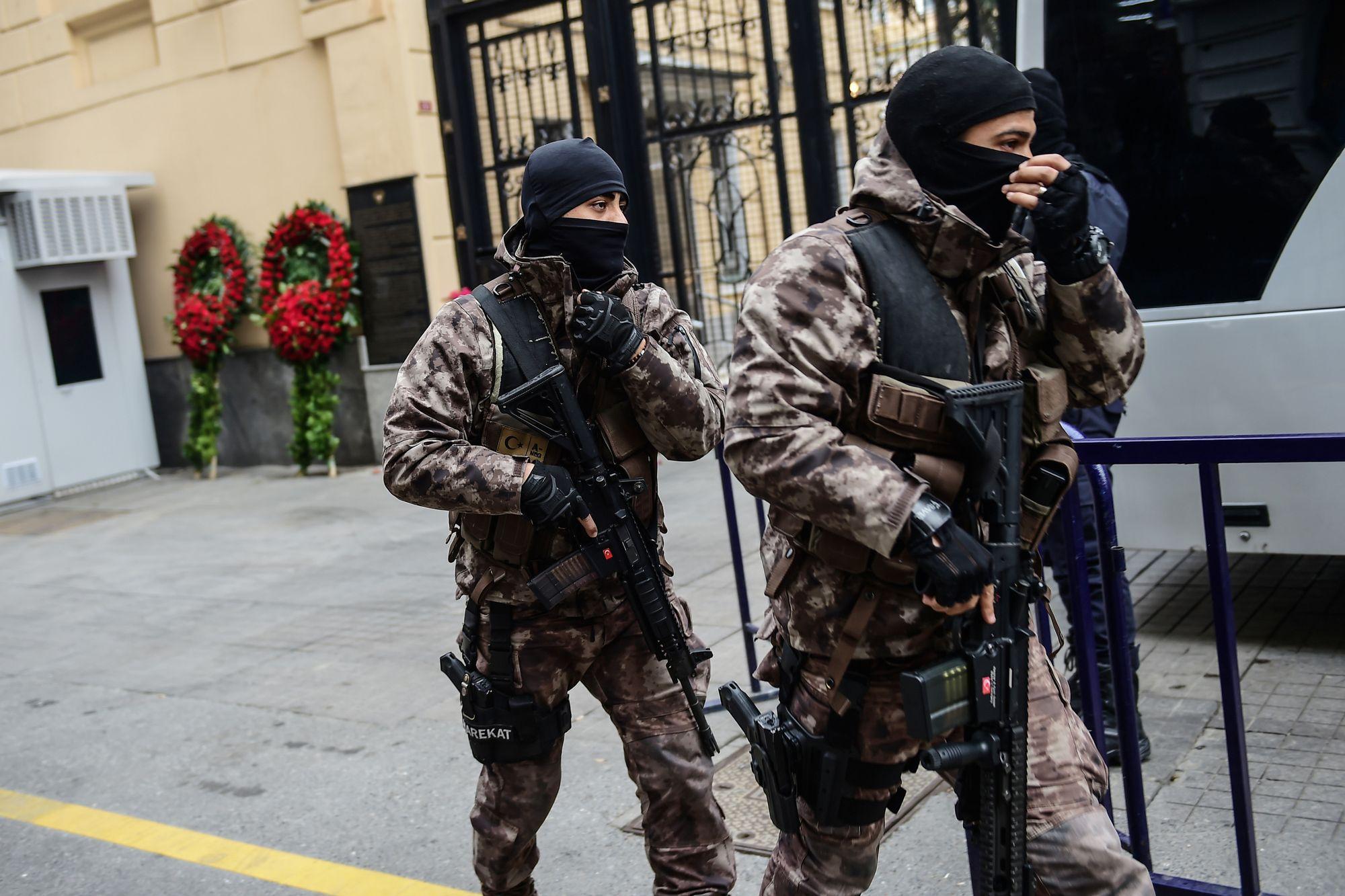 La police aurait arrêté environ 400 membres présumés de Daesh — Turquie